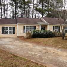 Rental info for Cute 1 Story in Great Stone Mountain Location in the Redan area