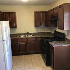 Rental info for 213 Holmes Rd