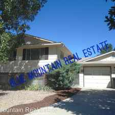 Rental info for 1317-1319 Tappan Circle in the Colorado Springs area
