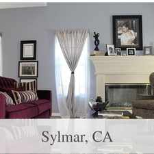Rental info for Well Maintained 4 Bedroom Home In Gated Community. in the San Fernando area