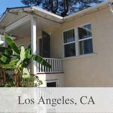Rental info for This One Of A Kind Detached Silver Lake Bungalo... in the Los Angeles area