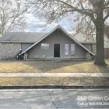 Rental info for 10760 E. 29th Street in the Tulsa area