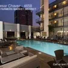 Rental info for 389 S Cesar Chavez in the Dallas area
