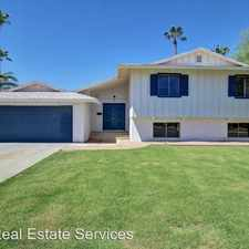Rental info for 417 E Greenway Dr. in the Tempe area