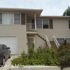 Rental info for 5891 Vale Way in the San Diego area