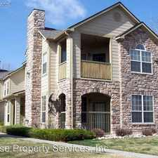 Rental info for 5620 Fossil Creek #9304