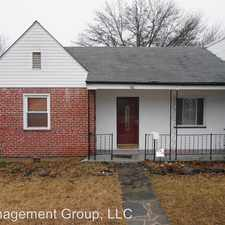 Rental info for 616 Dale Ave in the Rosedale area