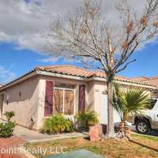 Rental info for 1064 Warm Canyon in the Paradise area