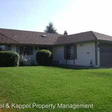 Rental info for 580 Yellowstone Drive