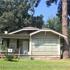 Rental info for 114 Herndon St in the Bossier City area