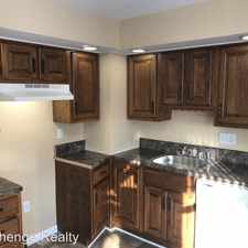 Rental info for 831 Southover Rd. in the North Towne area