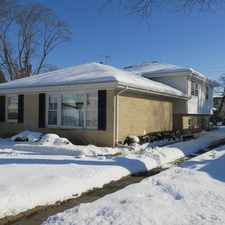 Rental info for JUST LISTED ARLINGTON HEIGHTS PARK MANOR SPLIT LEVEL! BEAUTIFULLY MAINTAINED!