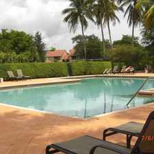Rental info for 741 Lyons Road in the Pompano Beach area