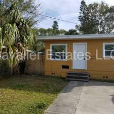 Rental info for South St. Pete - 2 Bedroom/1 Bathroom in the Harbordale area