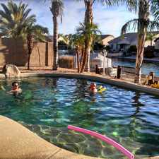 Rental info for 14860 N 88th Ave in the Phoenix area