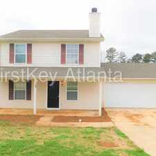 Rental info for 164 Inverness Trace Riverdale GA 30238