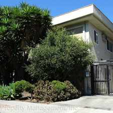 Rental info for 1206 N. Orange Drive in the Los Angeles area