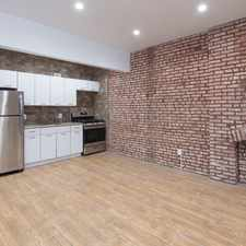 Rental info for 615 Marcy Avenue #2B in the New York area