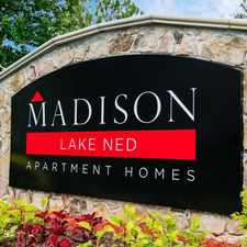 Rental info for Madison Lake Ned