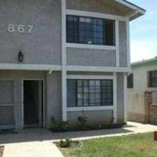 Rental info for 867 W 1st St in the Los Angeles area