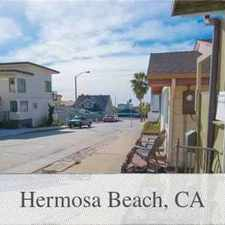 Rental info for 26th St, Hermosa Beach, CA 90254 in the Los Angeles area