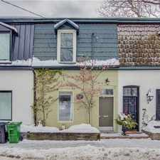 Rental info for 211 Marlborough Place in the Yonge-St.Clair area
