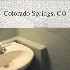 Rental info for Bright Colorado Springs, 3 Bedroom, 3 Bath For ... in the Colorado Springs area