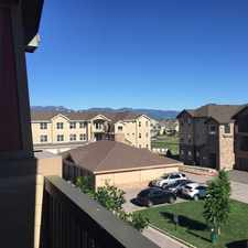 Rental info for Like New 2/2 Condominium Plus Garage, AC And Co... in the Colorado Springs area