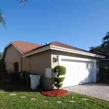 Rental info for This Is One Of Those Special Homes Where Memori... in the Coconut Creek area