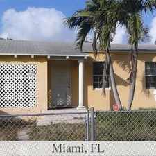 Rental info for House For Rent In Miami. Pet OK! in the Northeast Coconut Grove area