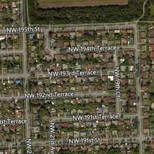 Rental info for House For Rent In Miami Gardens. Parking Availa... in the Miami Gardens area