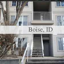 Rental info for Boise - 1bd/1bth 676sqft Apartment For Rent. $7... in the Boise City area