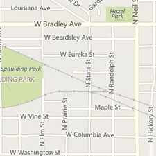 Rental info for Champaign - 1 Bedroom Apartment Two 1 Bedroom A... in the Champaign area