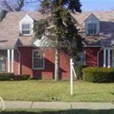 Rental info for 18615 Kelly in the Detroit area