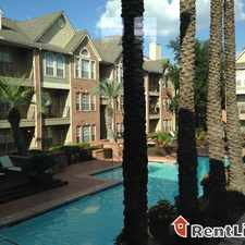 Rental info for 5454 Newcastle St # 2478 in the Houston area