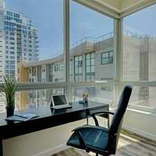 Rental info for $2499 0 bedroom Loft in Central San Diego Park West in the Core-Columbia area