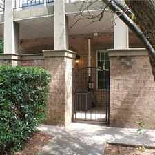 Rental info for $1665 1 bedroom Townhouse in Fulton County Sandy Springs in the Sandy Springs area