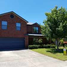 Rental info for 7026 Mary Todd in the Alamo Farmsteads area