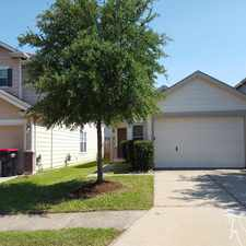 Rental info for 11315 Flying Geese Lane in the Houston area