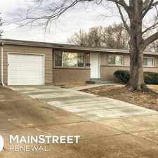 Rental info for 2010 Thunderbird Avenue in the Florissant area