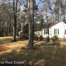 Rental info for 4126 Howie Cir in the Eastway area