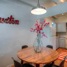 Rental info for 3011 Whitis in the Austin area