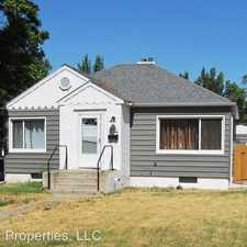 Rental info for 3117 Central in the 59401 area