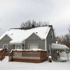 Rental info for 702 Crawford St. in the 48529 area
