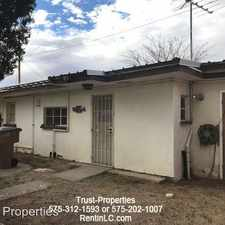 Rental info for 1311 North Mesquite Unit 2