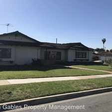 Rental info for 12592 Charloma Drive