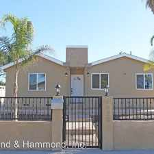 Rental info for 6620 Aura Ave. in the Los Angeles area