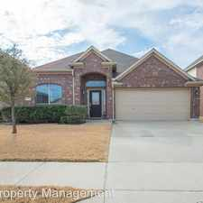 Rental info for 1632 Quail Grove Drive in the Fort Worth area