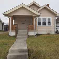 Rental info for 1311 N Linwood Ave in the Indianapolis area