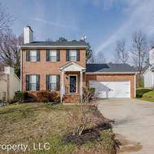 Rental info for 102 Clear Lake Drive in the Simpsonville area